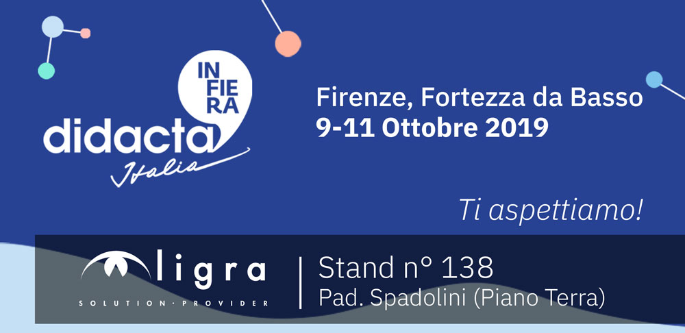 Didacta 2019 Firenze