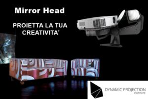 Mirror Head: nuovo sistema espandibile di proiettori
