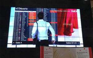 Due nuovi display per videowall da NEC