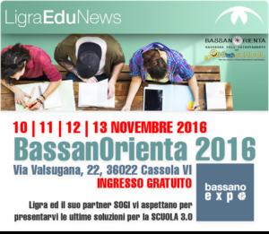 BassanOrienta 2016 – 10-11-12-13 novembre