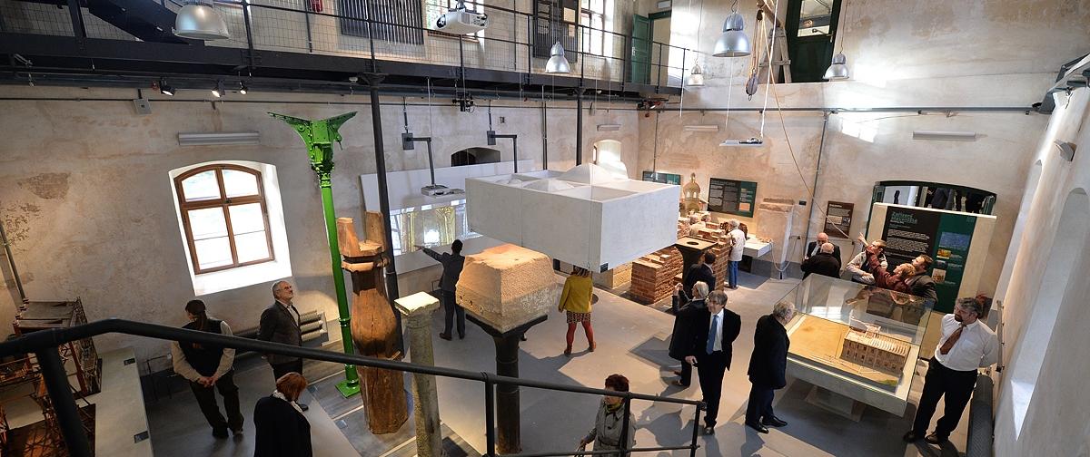 I proiettori e display Panasonic al servizio del Museo Nazionale della Tecnica della Repubblica Ceca