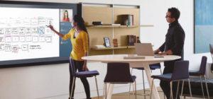 4 ragioni per le quali i display interattivi sono perfetti per le riunioni di lavoro