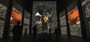 Digital art wall: l'arte digitale sulla tua parete