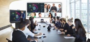 I sistemi di videoconferenza cambiano volto: ecco tutti gli insospettabili vantaggi