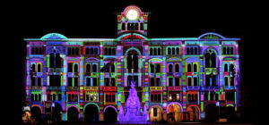 Video mapping: lo spettacolare incontro tra comunicazione e architettura
