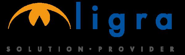 LIGRA - logo & claim
