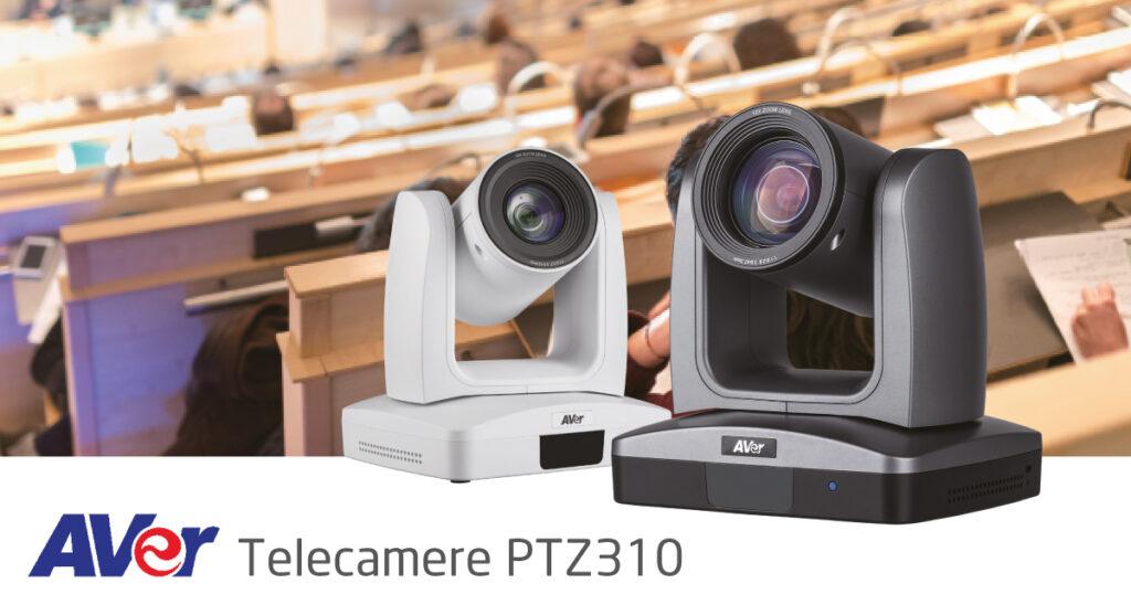 La tecnologia PTZ delle telecamere agevola lo smart working
