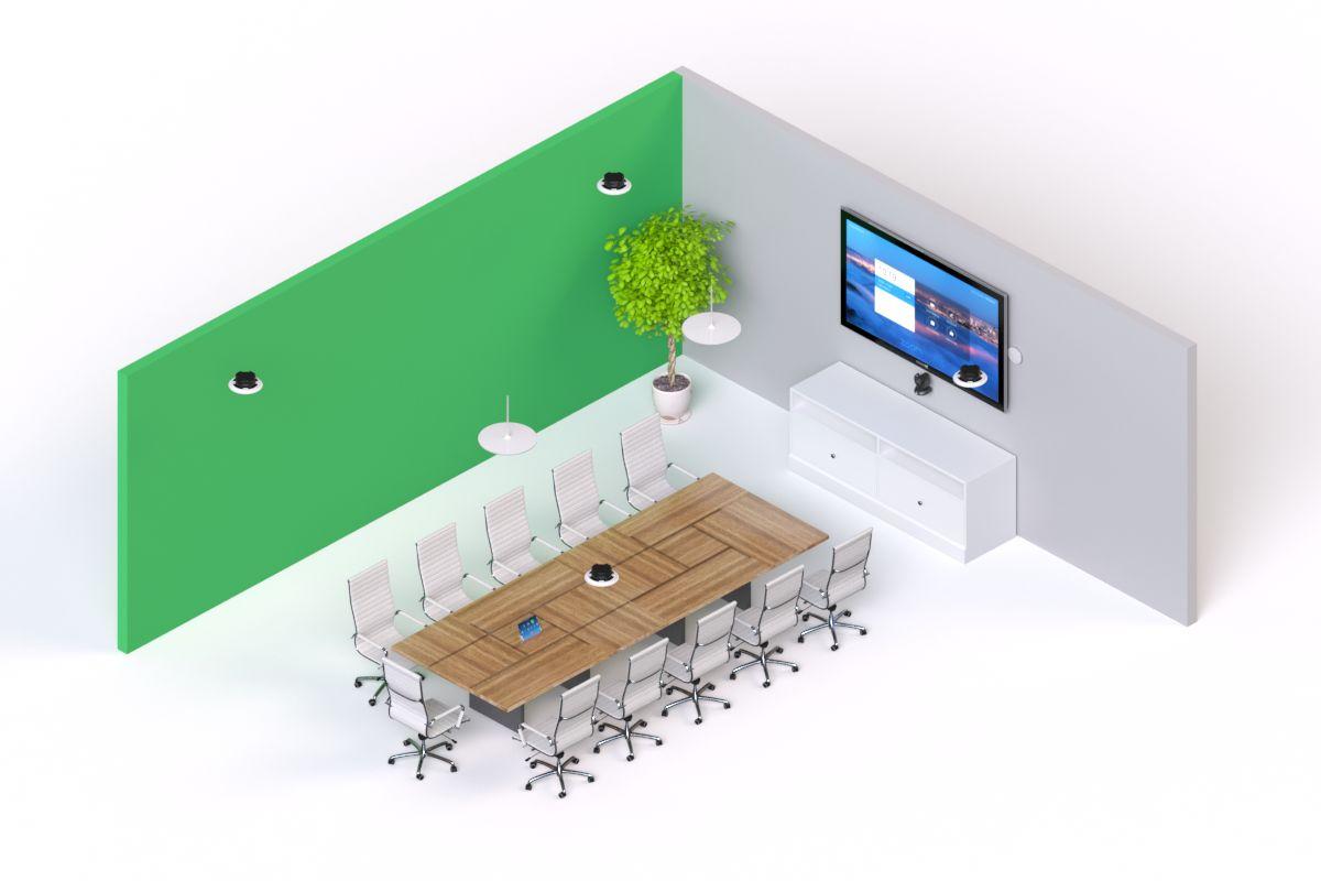 Sala Riunioni dimensioni intermedie