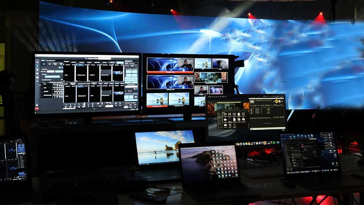 Ligra DS | Come funziona lo streaming in diretta