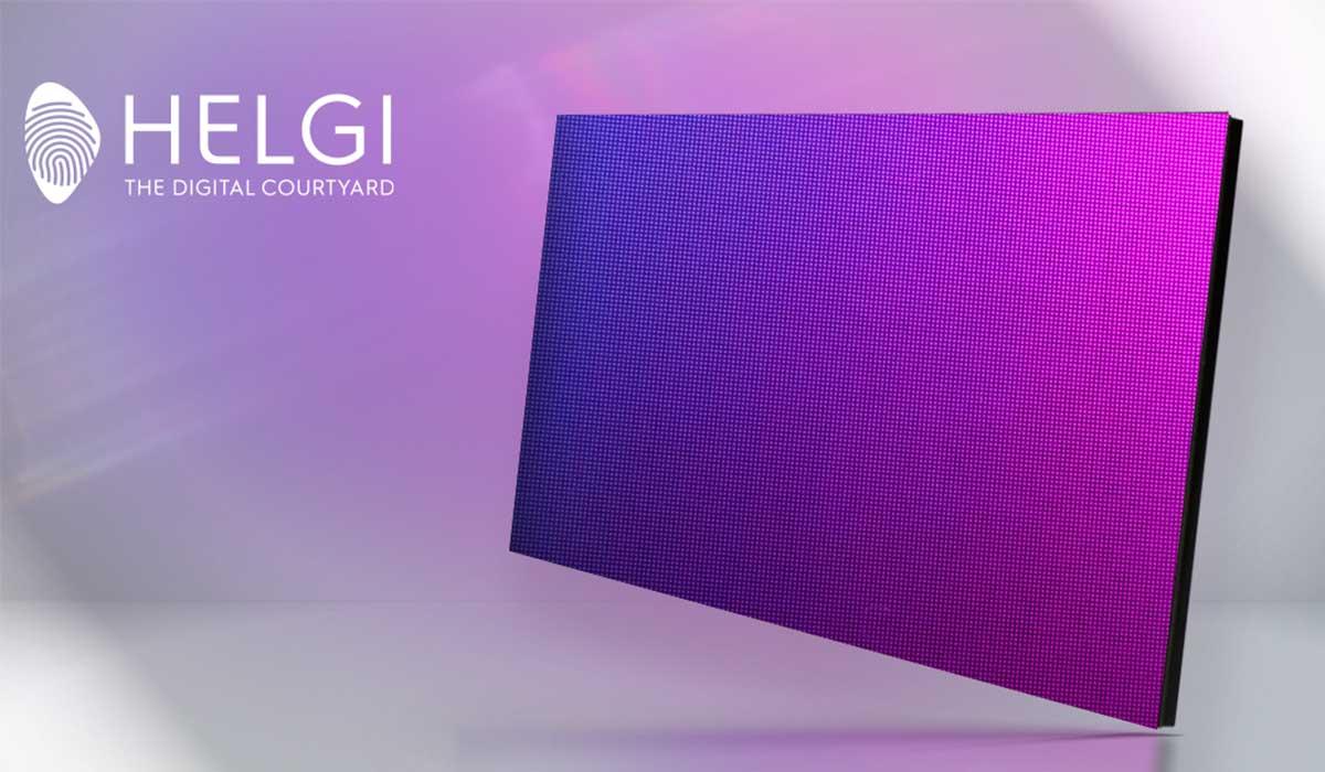 Ligra DS | Distributore sul mercato italiano del LEDwall LOKI di HELGI