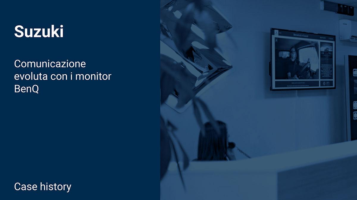 Ligra DS | Comunicazione evoluta con i monitor BenQ