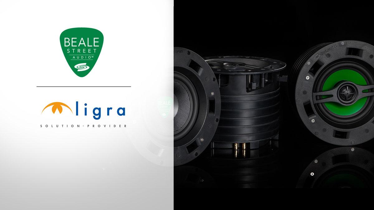 Ligra DS | Ligra DS è distributore esclusivo dei prodotti Beale Street Audio